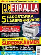 Tidningen PC f�r Alla