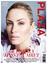 Tidningen Plaza Magazine