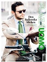 Tidningen Plaza Uomo
