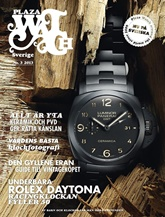Tidningen Plaza Watch