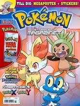 Tidningen Pokémon
