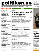 Tidningen Politiken.se