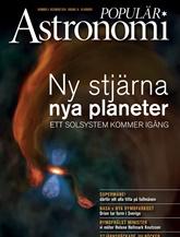 Tidningen Populär Astronomi