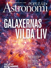 Tidningen Popul�r Astronomi