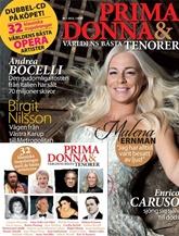 Tidningen Primadonna & V�rldens B�sta Tenorer