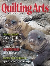 Quilting Arts prenumeration