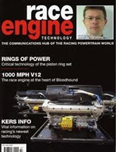 Race Engine Technology prenumeration