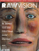 Raw Vision (individual) prenumeration