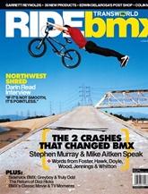Ride Bmx prenumeration