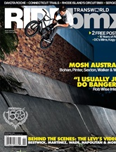 Ride Bmx Magazine prenumeration