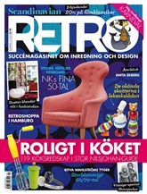 Tidningen Scandinavian Retro