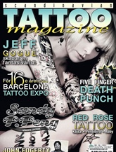 Scandinavian Tattoo Magazine prenumeration