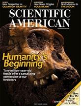 Scientific American prenumeration
