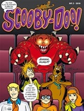 Tidningen Scooby Doo
