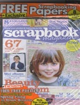 Scrapbook Magazine prenumeration