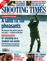 Shooting Times & Country Magazine prenumeration