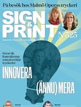 Tidningen Sign & Print