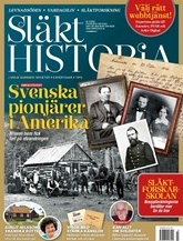 Tidningen Släkthistoria