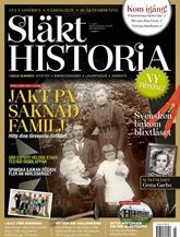 Sl�kthistoria prenumeration