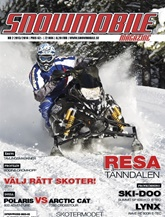 Snowmobile prenumeration
