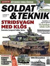 Soldat & Teknik prenumeration