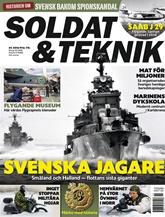 Tidningen Soldat & Teknik