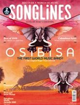 Songlines The World Music Magazine