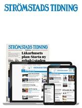 Tidningen Strömstads Tidning