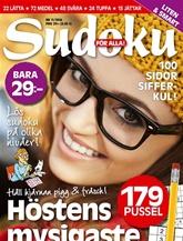 Tidningen Sudoku för alla