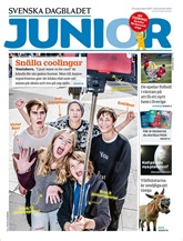 Svenska Dagbladet Junior prenumeration