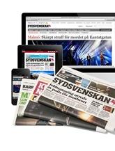 Tidningen Sydsvenskan