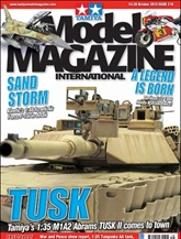 Tamiya Model Magazine International prenumeration