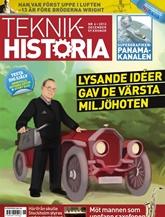 Tidningen Teknikhistoria