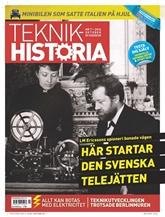 Teknikhistoria prenumeration