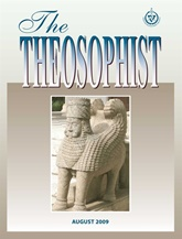 The Theosophist prenumeration