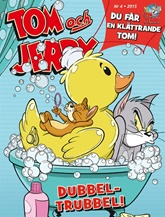 Tidningen Tom & Jerry