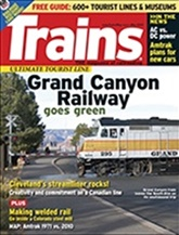 Trains Magazine prenumeration