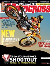 Transworld Motocross prenumeration