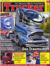 Trucker - Fernfahrermagazin
