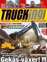 Tidningen Trucking Scandinavia