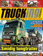 Trucking Scandinavia prenumeration
