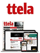 Tidningen TTELA