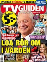 TVGuiden prenumeration