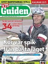 Tidningen V75 Guiden