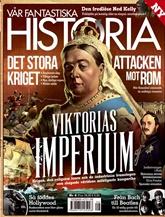Tidningen Vår Fantastiska Historia