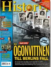 Tidningen V�rldens Historia