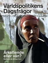 V�rldspolitikens Dagsfr�gor prenumeration