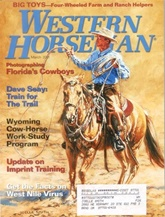 Western Horseman prenumeration