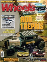 Wheels Magazine prenumeration