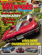 Tidningen Wheels Magazine